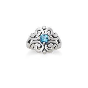 James Avery Topaz Spanish Lace Ring